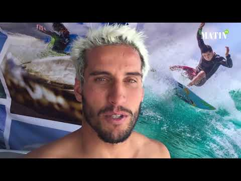 Video : Anfaplace Pro de surf : Ramzi Boukhiam livre ses impressions