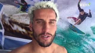 Anfaplace Pro de surf : Ramzi Boukhiam livre ses impressions