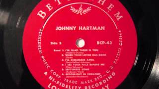 Johnny Hartman- Moonlight In Vermont