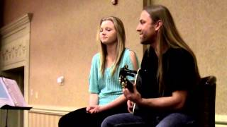 "Lanee And Steve Stine Live - Playing ""Listen To The Music"" by Doobie Brothers"