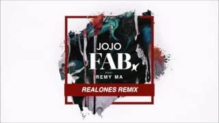 JoJo - Fab feat. Remy Ma (Realones Remix) (Audio)