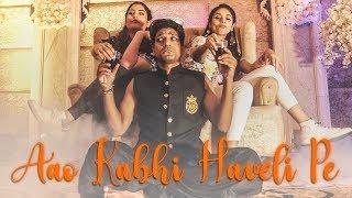 Aao Kabhi Haveli Pe | Badshah ft. Kriti sanon,Nikhita Gandhi | STREE | Stylemeupwithsakshi