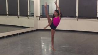 "Sophie Santella | Shawn Mendes "" Mercy "" Contemporary Dance Improv"