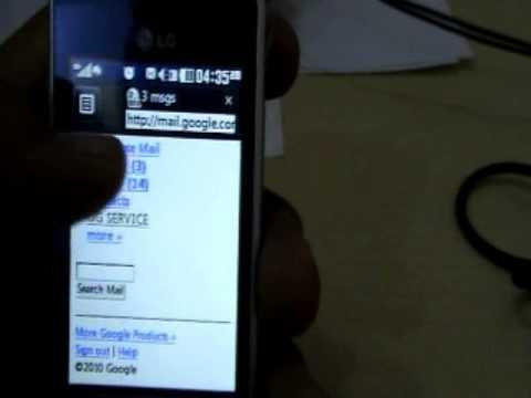 mobile9 lg ku990