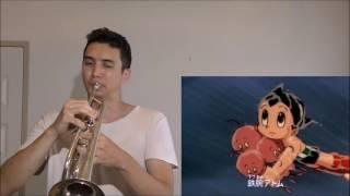鉄腕アトム - Astro Boy OP (Trumpet)