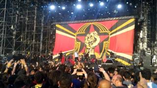 Prophets of Rage - How I Could Just Kill a Man (live at Firenze Rocks 2017)