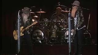ZZ TOP I Can't Tell My Faith 2011 LiVe