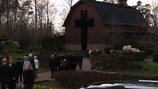 Family and Admirers Remember Rev. Billy Graham