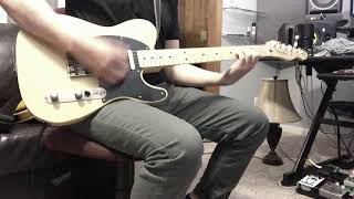 Randy Houser - Runnin' Outta Moonlight (Guitar Cover)