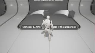 Unreal Engine 4 Ghost trails