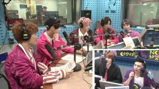 NCT127, CHERRY BOMB 체리밤 안무 이름 [SBS NCT의 night night! (나잇나잇)]