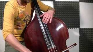 The Last Of The Mohicans - Promentory (Double Bass)