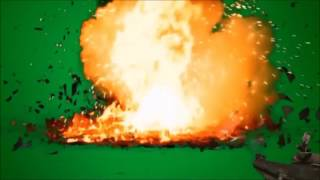 Green screen effects for Bazooka fire Attack chroma key | Adobe after effects, Sony vegas, vfx