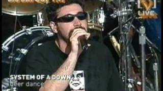 Deer Dance - System Of A Down (Live Big Day Out)