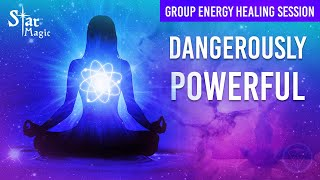 Group Energy Healing Session (Jerry Sargeant) Star Magic DNA Frequency Upgrade
