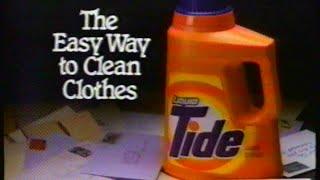 Tide Commercial, Jan 16 1987