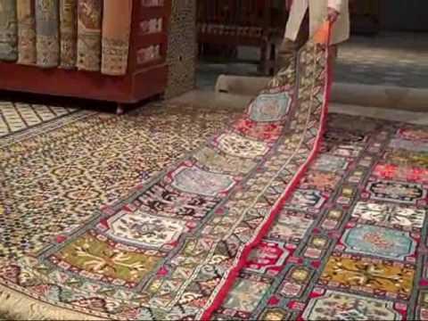 Carpet Show in Fes