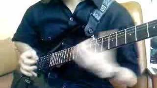 Steve Morse (Deep Purple) - Vavoom solo