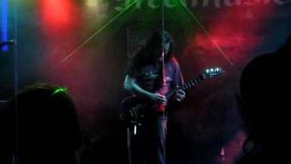 Herman Li [ LIVE workshop 2010 ] Through the fire and flames SOLO [ LIVE March 2010 ]