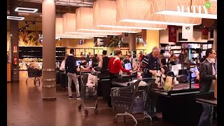 Coronavirus : Les supermarchés Carrefour s'adaptent pour des courses sans risque