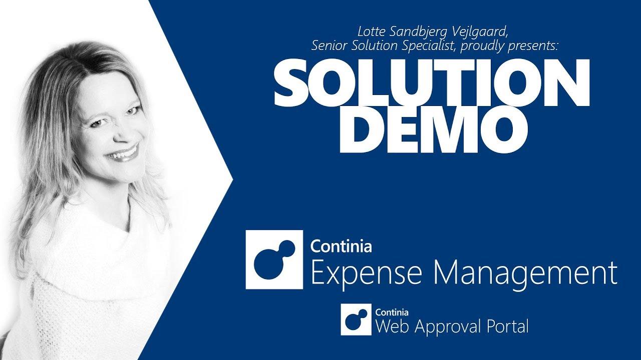 Expense Managament - expenses made easy