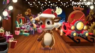 Video do panda zoobe de natal para whastApp