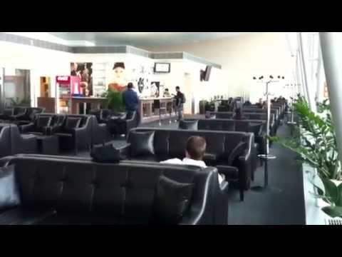 Priority Pass Business Lounge Terminal D, Kiev, Ukraine