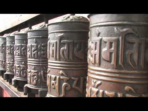 Swayambhunath Monkey Temple – Kathmandu – Nepal