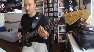 Laura Pausini - Escucha Atento - Bass Cover - Cesare Chiodo Bassline