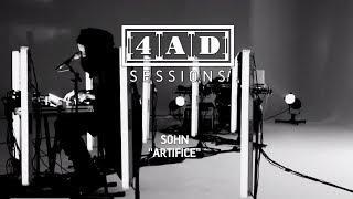 SOHN - Artifice (4AD Session)
