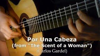 """Yoo Sik Ro (노유식) plays """"Por Una Cabeza"""" by Carlos Gardel"""