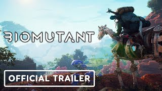 Biomutant - Official Gameplay Overview Trailer