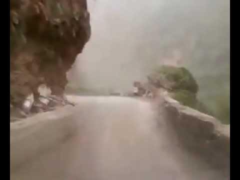 Les gorges de Kherrata ss l orage _le 02_05_2011_Salah Hmeida Grine 18000 Algerie