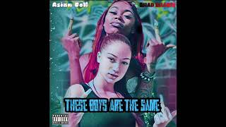 Asian Doll ft. BHAD BHABIE - These Boys Are The Same (MASHUP)