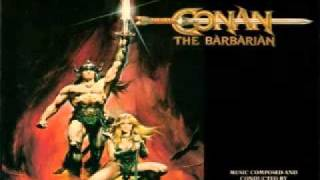 Basil Poledouris (Conan the Barbarian - 09) - Mountain of Power Procession
