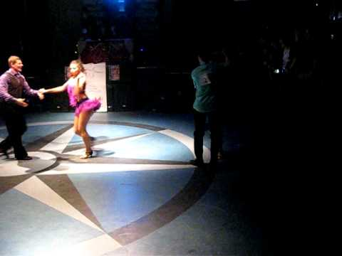 Salsa Amistad-2011. High level – 1st semi-final