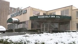 Teen sues motel over years as a sex slave
