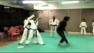 Tiger Shroff Martial Arts Training