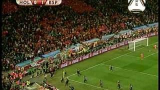 Futbol World Cup 2010 - David Bisbal