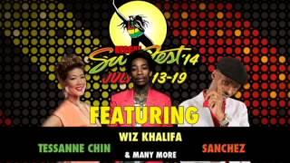 Reggae Sumfest 2014 Teaser