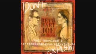Beth Hart and Joe Bonamassa- Chocolate Jesus