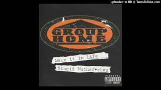 Group Home - Make It in Life (Instrumental)