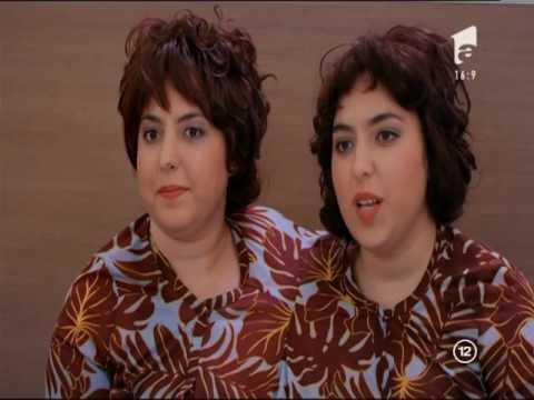 Roby Roberto și Malone, discuție indecentă cu două surori siameze obraznice! Baieti de oras