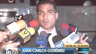 Por segunda vez consecutiva difieren audiencia de Leopoldo López