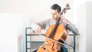 """Like I'm Gonna Lose You"" - Meghan Trainor & John Legend (Cello Cover by Nicholas Yee)"
