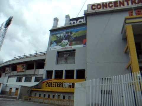 Estadio Olimpico Atahualpa – Quito – Ecuador – December 2010