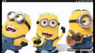 Minions sing Alan Walker Faded!!!!!!!/Minion song/Faded