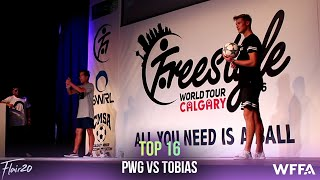 PWG v Tobias Becs - Top 16 | FFWT Calgary 2016
