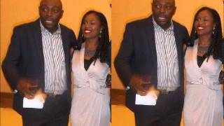 Actor, Segun Arinze Steps Out With His Beautiful Wife