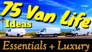Food Ideas for Off Grid Van Life Community